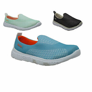2ba20e44451 Image is loading New-Womens-Rocsoc-Comfort-Memory-Foam-Walking-Training-