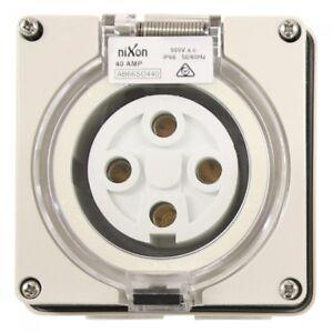 4-Pin-40Amp-Socket-Round-Pins