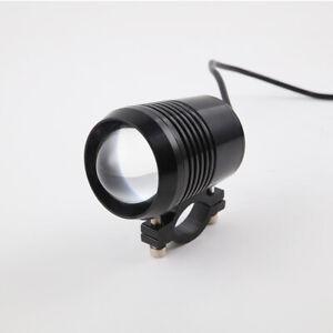 Moto-Faro-Faretti-Supplementari-Anteriore-Anteriori-U2-Laser-Pistole-LED-Luce