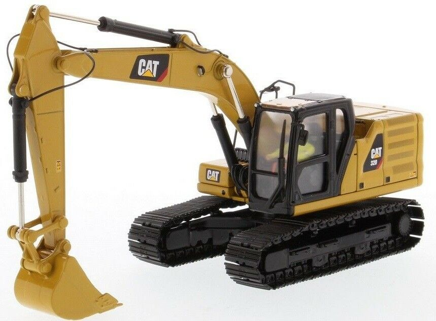 Cat Caterpillar 1 50 scale 320 Hydraulic Excavator Next Generation 85569