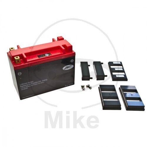 40,8 PS-Batterie lithium-ion Cectek Gladiateur 500 EFI-BJ 2009-2010
