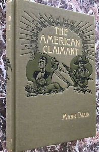 The-American-Claimant-BEST-Facsimile-of-1892-First-Edition-Mark-Twain