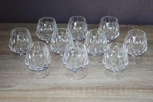 10x-Glas-Cognac-Glaeser-Schwenker-Bleikristall-geschliffen-Bar-Tasting-VP20-4