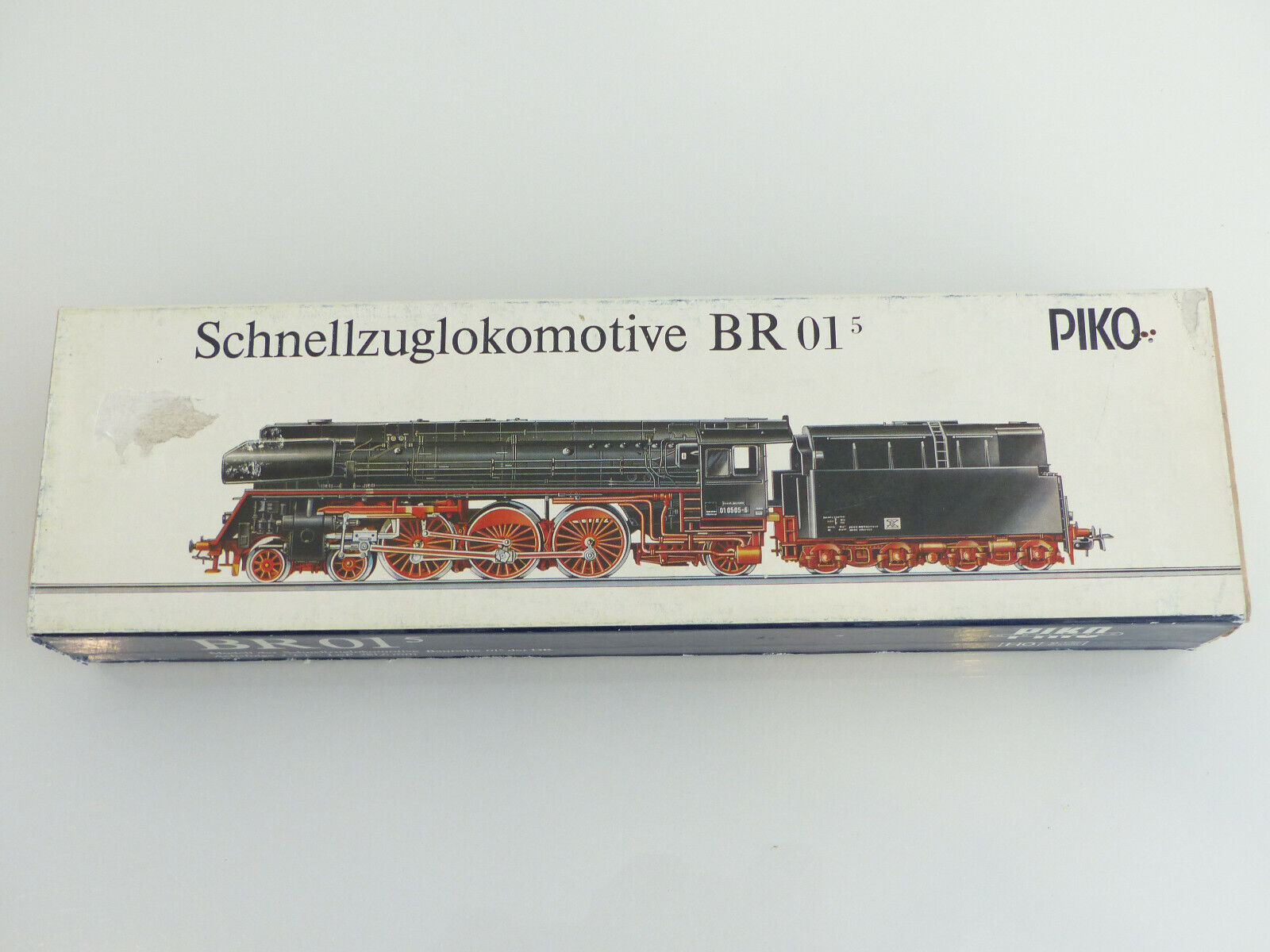 Piko br 01 5 Lok h0 m 1 87 16,5mm tren bala locomotora coleccionista Top
