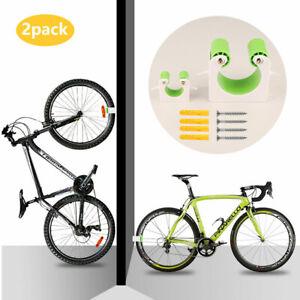 Bike Parking Clip Buckle Bicycle Storage Parking Buckle Rack for Indoor Outdoor