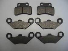 Front Rear Brake Pads - POLARIS MAGNUM 425 2X4 4X4 1995 1996 1997 1998