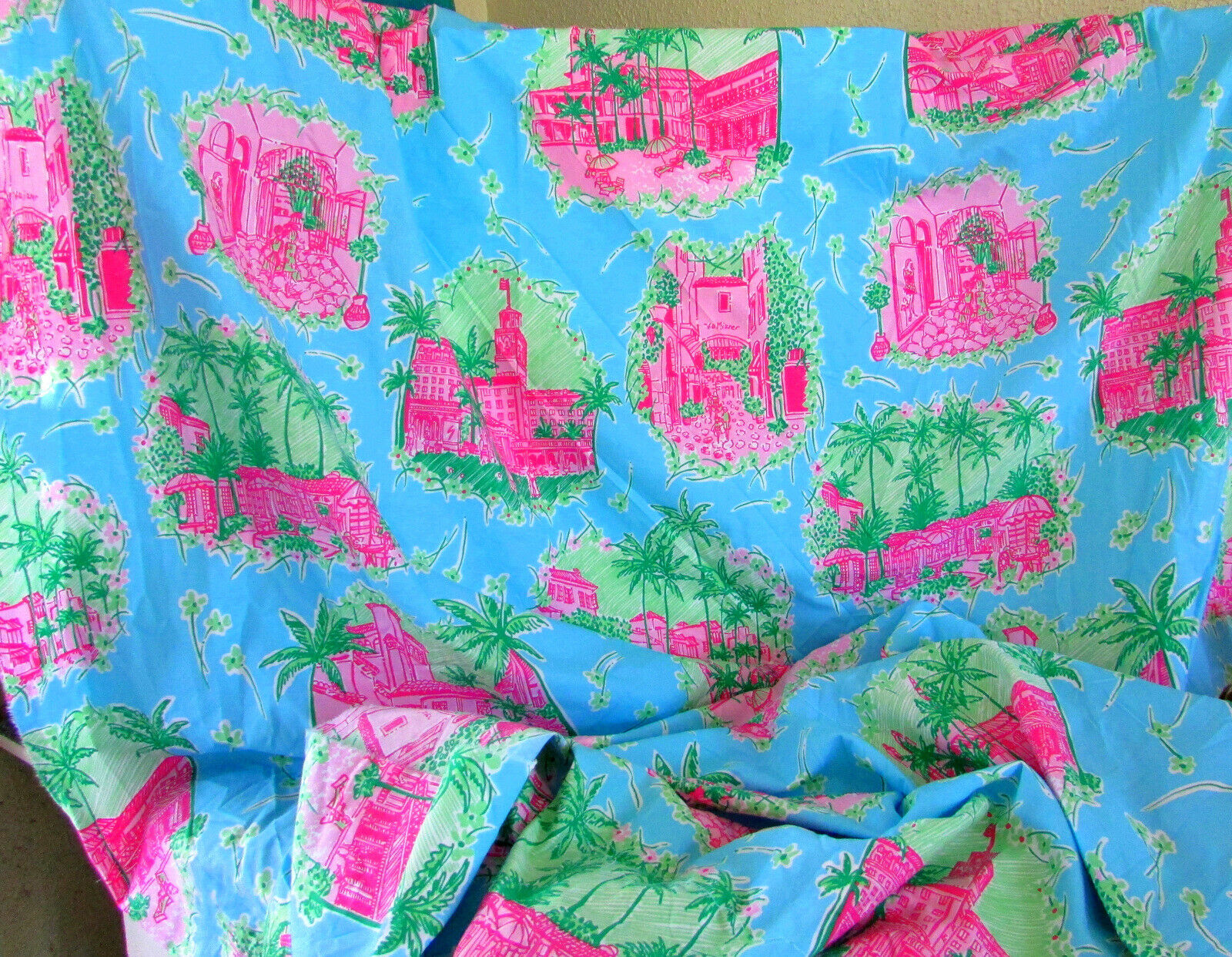 Lilly Pulitzer Fabric Tablecloth in ...