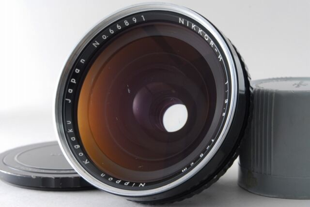 [Exc+++] Nikon Nikkor-H 5cm 50mm f/3.5 Lens for Bronica S2 EC from Japan #5476