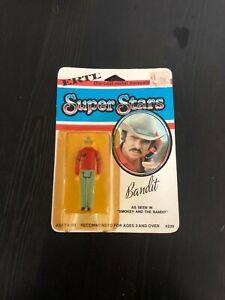 1982 ERTL Super Stars SMOKEY & THE BANDIT Burt Reynolds Die-cast Moveable Figure