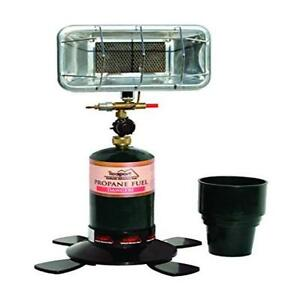 Coleman Pro Texsport Sportsmate Camp Fishing Boats Heater