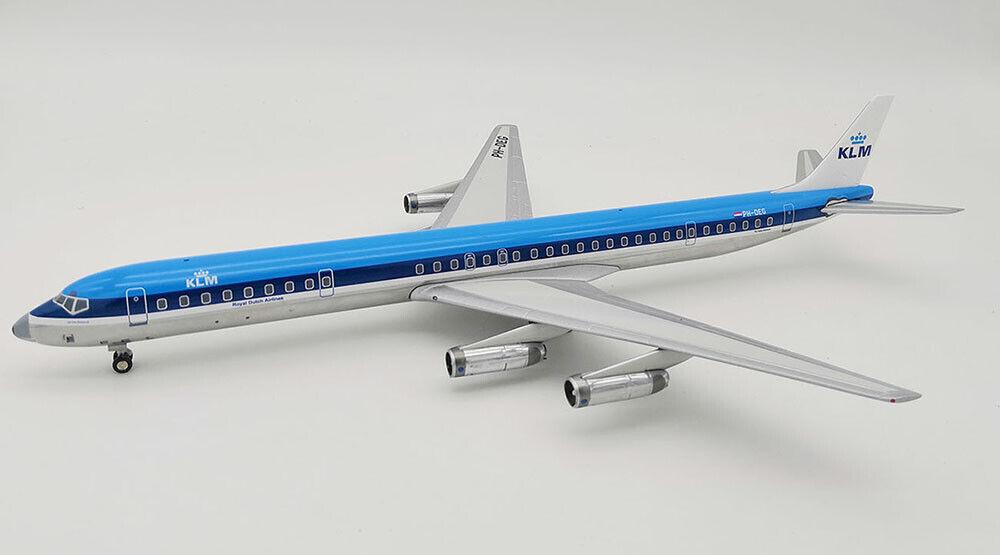 IF8630518 1 200 KLM ROYAL DUTCH AIRLINES PH-DEG MCDONNELL DOUGLAS DC-8-63 W STD