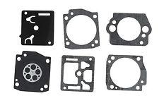 Carburettor Carb Diaphragm Gasket Repair Kit Fits HUSQVARNA K760 Zama EL53A