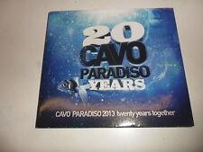 Cd  20 Cavo Paradiso Years