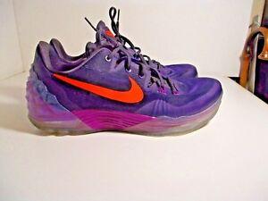 meet 2e03d 8ef98 Image is loading Nike-Zoom-Kobe-Venomenon-5-749884-585-Purple-