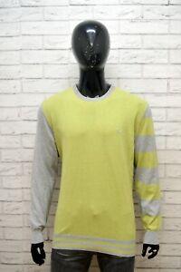 HARMONT-amp-BLAINE-Maglione-Taglia-XL-Cardigan-Cotone-Uomo-Pullover-Maglia-Sweater