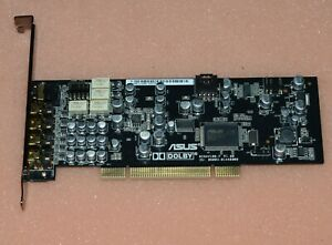 ASUS XONAR D1 PCI DRIVER DOWNLOAD