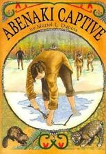 Abenaki Captive (Adventures in Time Books)-ExLibrary