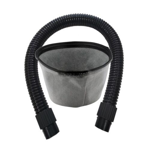 TUBO LUNGO /& Filtro RL095 Rl111 cenere di carbone legno fuoco detriti COLLECTOR Aspirapolvere Hoover
