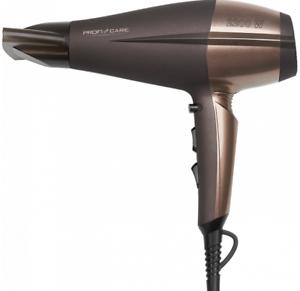 Amical Proficare Sèche-cheveux Sèche-cheveux Sèche Profifön Cheveux Sèche-linge Marron/bronze-afficher Le Titre D'origine