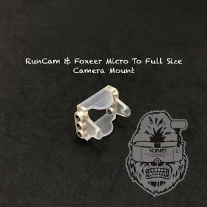 Runcam//foxeer//Caddx 19mm Micro a 28mm Adaptador de montaje de cámara de tamaño completo