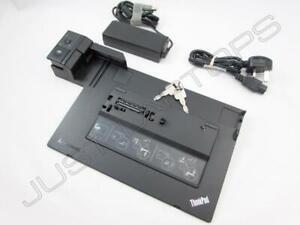Lenovo THINKPAD T400s Dockingstation Port Replikator USB 2.0 W / 90W PSU +