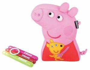 Inkoos-Peppa-Pig-Farbe-Stelle-Her-Plueschtier-Pluesch-mit-3-Waschbar-Marker