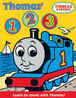Thomas' 123: Learn to Count with Thomas by Egmont UK Ltd (Board book, 2008)