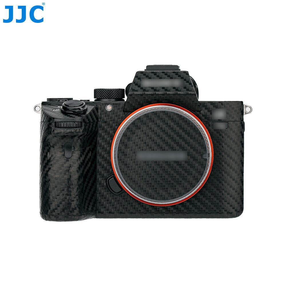 JJC KIWIFOTOS Carbon Fiber KS-A7M3CF Protective Film for Sony a7 III, a7R III