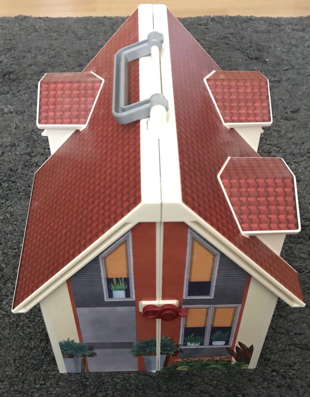 PLAYMOBIL 5167 Modernes Puppenhaus Mitnehmen | EBay