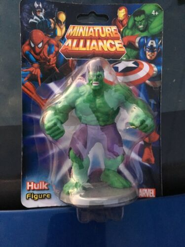 Miniature Alliance Marvel Hulk Figure