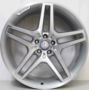 21 inch genuine mercedes benz amg ml350 2014 model alloy for Mercedes benz amg alloy wheels