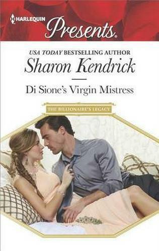 1 of 1 - Di Sione's Virgin Mistress (The Billionaire's Legacy)-ExLibrary