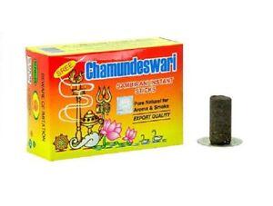 Details about Incense 4 x 24pc Chamundeswari Sambrani Dhoop Sticks Incense  Sticks Fragrance