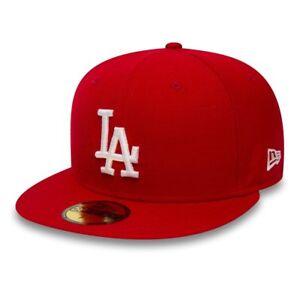 La imagen se está cargando Gorra-New-Era-59Fifty-Mlb-Los-Angeles-Dodgers- 522cfee4228