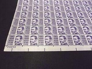 U-S-Sheet-of-100-3-Stamps-1297-Francis-Parkman-1975-MNH