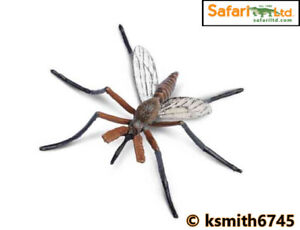 NEW Safari MOSQUITO solid plastic toy wild animal insect bug pest