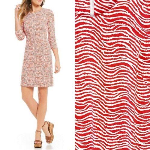 J. McLaughlin Catalina Cloth Sophia Dress zebra St