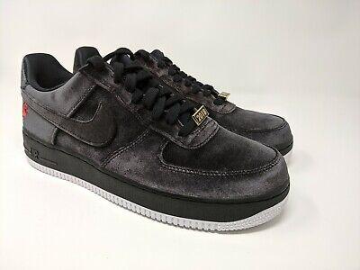 Nike Air Force 1 '07 QS Low Rose Velvet BlackWhite AH8462 003
