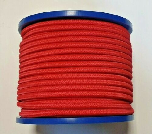 GUMMISEIL Meterware Expanderseil Planenseil elastisches Seil  4//5//6//8 mm