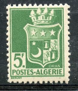 Topical Stamps Africa Latest Collection Of Timbre Algerie Neuf N° 183 ** Oran Beautiful In Colour