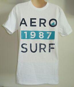 Mens-Men-039-s-AEROPOSTALE-Aero-Surf-Graphic-Tee-T-Shirt-size-XL-NWT-6716