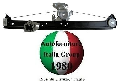 ALZAVETRO ALZACRISTALLI POSTERIORE SINISTRO SX BMW E53 X5 2000/>2006