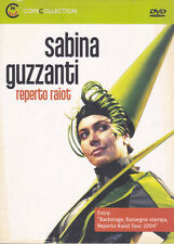 Dvd **SABINA GUZZANTI ♦ REPERTO RAIOT ♦ COMICOLLECTION** nuovo digipack
