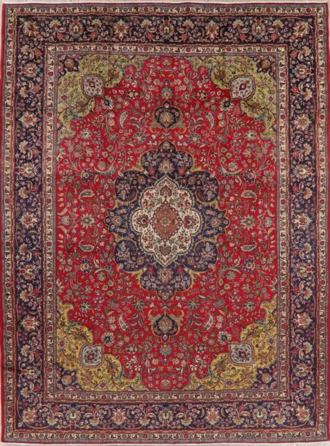 Fl Ardakan Area Rug Hand Knotted
