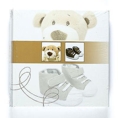 Fotoalbum Einsteckalbum von Goldbuch Trendbär für 200 Fotos in der Größe 10x15