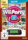 Wii Party U (Nintendo Wii U, 2016, DVD-Box)