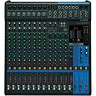 Yamaha MG16XU 16-Channel Mixer With USB Audio Interface & Effects