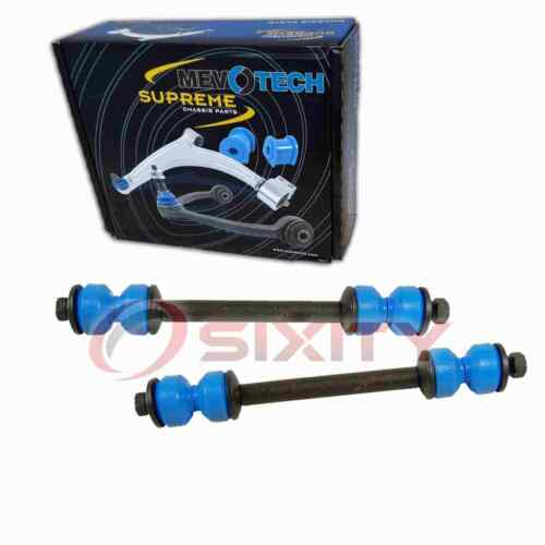 Mevotech Supreme Front Suspension Stabilizer Bar Link Kit for 1999-2006 GMC zy