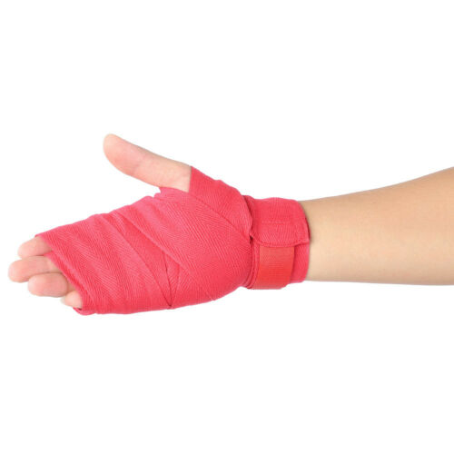 Elastic Hand Wraps Inner Gloves Bandage MMA Boxing Muay Thai Mexican Stretch SD