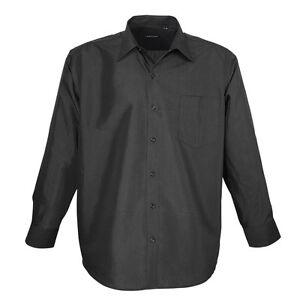 Lavecchia Herrenhemd Hemd In Schwarz Uni Gr. 3xl 4xl 5xl 6xl 7xl Neu #1314-01 Komplette Artikelauswahl